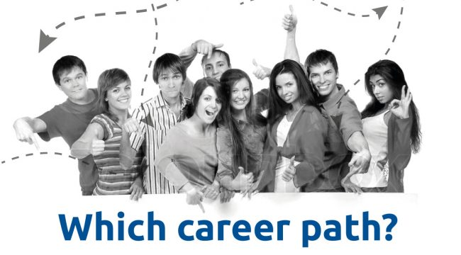 which-career-path-with-arrows